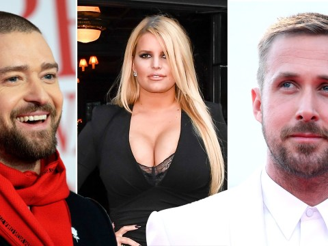 Jessica Simpson reveals Justin Timberlake couldn't let go of bet he made with Ryan Gosling over who could kiss her first
