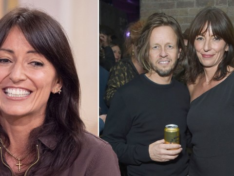 Davina McCall says boyfriend Michael Douglas has basically been her 'therapist' for the last 20 years