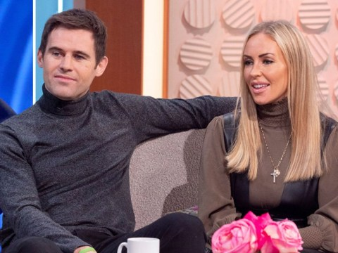 Dancing On Ice's Kevin Kilbane and Brianne Delcourt reveal they fancied each other from the first moment