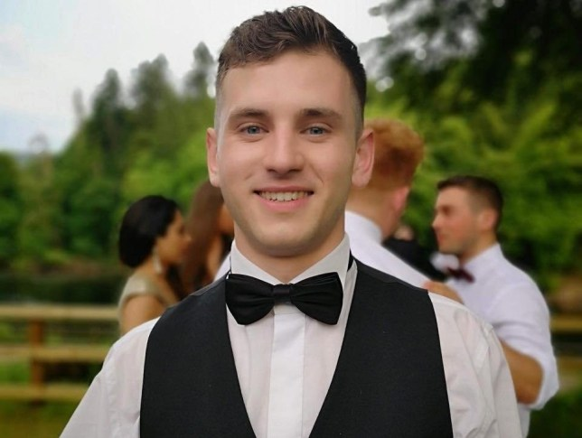 William Reid, 25, died on a skiing holiday with his family in Avoriaz, France