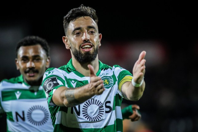 Manchester United have made a new offer for Sporting midfielder Bruno Fernandes