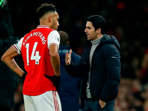 Mikel Arteta speaks out on Pierre-Emerick Aubameyang's future and clarifies January transfer plans