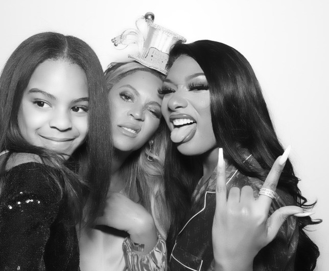 Houston Hotties Beyonce Joins Megan Thee Stallion For Savage Remix