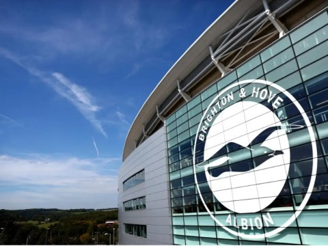 Football fans arrested for racist and homophobic abuse during Brighton-Chelsea match