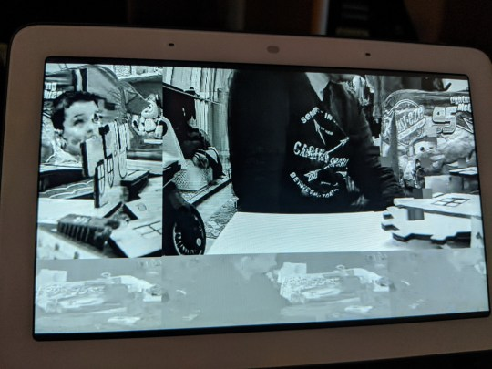 A Reddit user found that his Google Nest Hub wasn?t displaying a camera feed from his Xiaomi device when asked. Rather, the Hub was showing feeds from what appears to be cameras in the homes of random people who bought the same hardware. Each time he asked for a feed, a new camera appeared showing a still from that other person as can be seen below. There are also several examples on the Reddit post including an image of a sleeping baby. There are a lot of questions around this, but we can assume that this probably has nothing to do wit the Google Nest Hub. Rather, it?s likely an issue with Xiaomi?s software. The camera?s owner noted it was a Xiaomi Mijia camera running on firmware version 3.5.1_00.66.