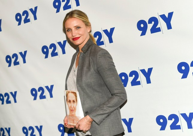 Cameron Diaz in New York