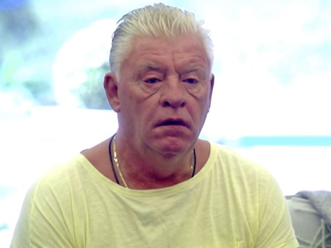 Derek Acorah's widow still talks to him as if he's alive: 'People think I'm mad'