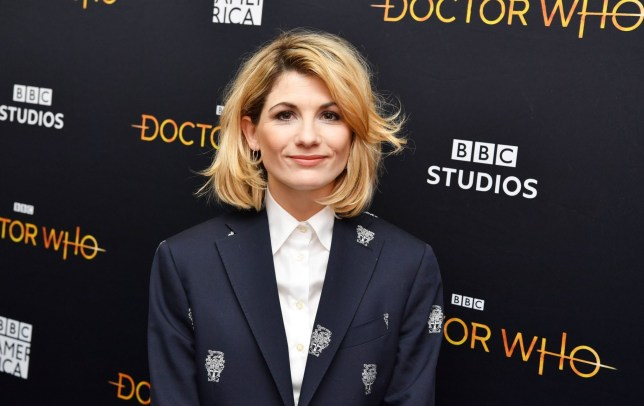 Doctor Who's Jodie Whittaker says she '100%' believes in aliens: 'It can't just be us'