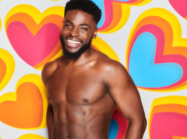 Love Island contestant Mike