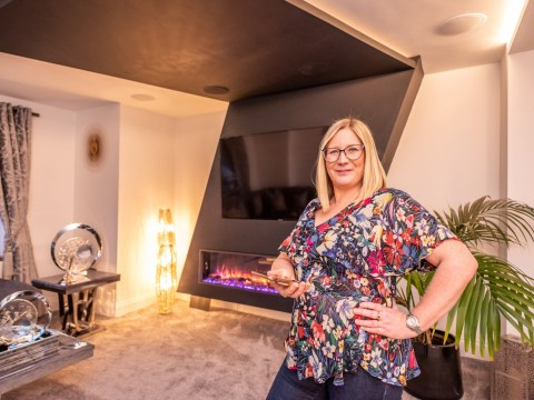 What I Own: Karen, a £371,000 four-bedroom house in Kent with its own medieval gaming room