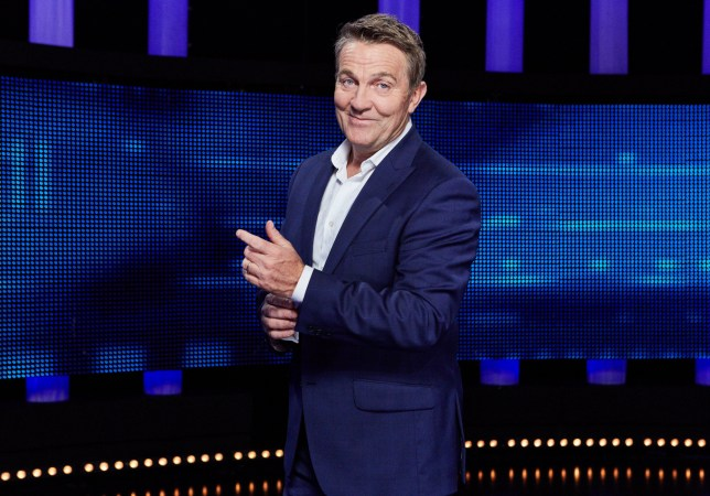 Host Bradley Walsh on The Chase TV Show