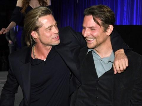 Brad Pitt credits Bradley Cooper for helping him get sober