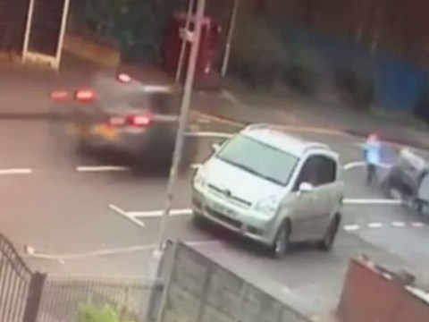 Driver ran over girl, 6, then 'gave her mother the middle finger'