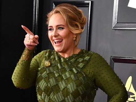What has Ayda Field's trainer said on how Adele lost weight and on working with the singer?