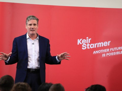 Leadership favourite Keir Starmer says Labour has 'mountain to climb' before next election