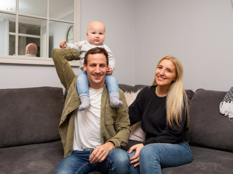 What I Own: Rebecca and James, who saved £25,000 for a deposit on a two-bedroom flat in London Colney