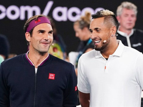 Federer & Kyrgios react after joining Williams, Djokovic & Nadal in Australia bushfire charity event