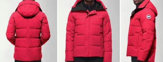 Undated photo of flyers released by Garda of a red / orange Canada goose jacket similar to the one worn by Keane Mulready-Woods when it was seen last Sunday. The 17-year-old of Drogheda's remains was found in Dublin. Detectives started an investigation after parts of the human body were found in a sports bag in Coolook, north of Dublin, on Monday. PA Photos. Issue date: Wednesday January 15, 2020. Partial body remains were discovered in the burned-out car on Trinity Terrace in Drumcondra on Wednesday. Later a house in Drogheda was closed as part of the investigation. Rathmullen Park property has been declared a crime scene and is under forensic examination. See the story of PA Corpo POLICE. The photo credit must be indicated: Garda / PA Wire NOTE FOR EDITORS: This photo of the flyer can only be used for editorial reporting purposes for the contemporary illustration of events, things or people in the image or facts mentioned in the caption. Reuse of the image may require further authorization from the copyright owner.