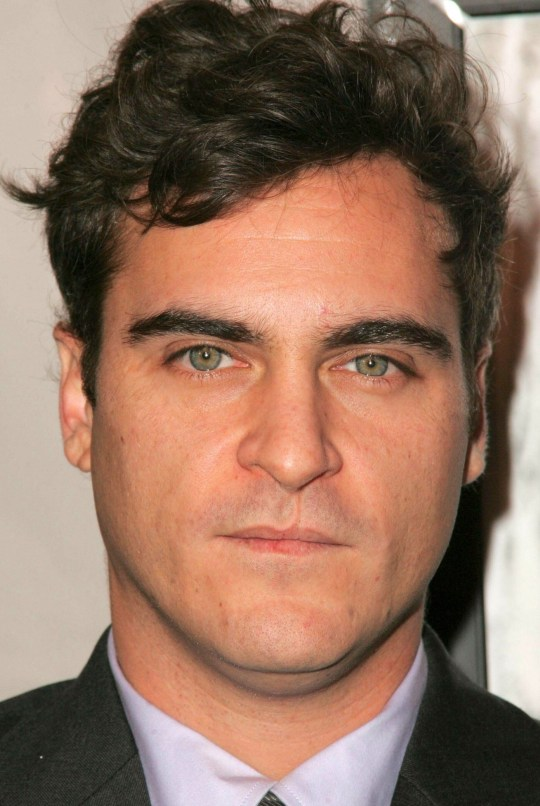Mandatory Credit: Photo by Jim Smeal/BEI/REX/Shutterstock (559996a) Joaquin Phoenix 'WALK THE LINE' FILM SCREENING, BEVERLY HILLS, AMERICA - 10 NOV 2005
