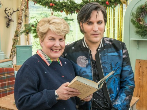 GBBO's Noel Fielding 'feels like Tom without Jerry' as he breaks silence on co-host Sandi Toksvig quitting