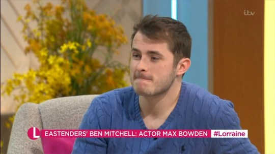 EastEnders' Max Bowden