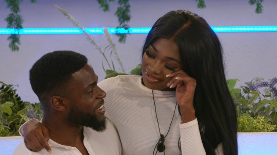 Love Island Mike Boateng Leanne Amaning