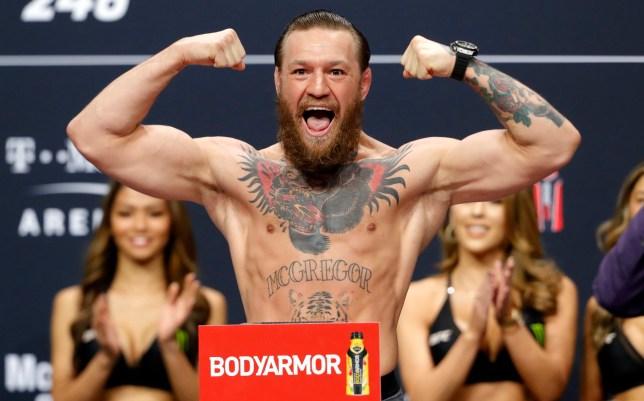 Conor McGregor big favourite against Donald Cerrone in UFC 246 showdown