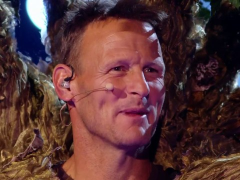 How old is Teddy Sheringham and who is his wife as he is revealed to be The Masked Singer's Tree?