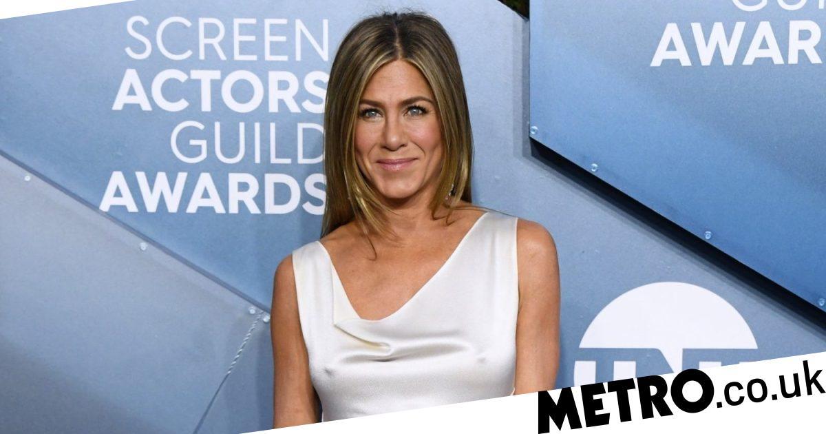 Jennifer Aniston hasn't found self-isolating hard as she's a 'born agoraphobe'