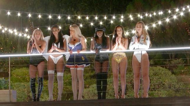 The Love Island 2020 girls