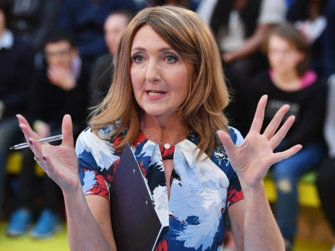 Victoria Derbyshire would break rule of six at Christmas to have her family all together