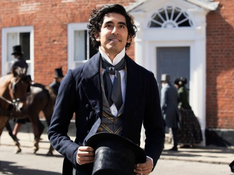 Dev Patel has already won 2020 in The Personal History Of David Copperfield