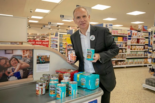 Tesco ditches multi-packs of Baked Beans to cut down on plastic