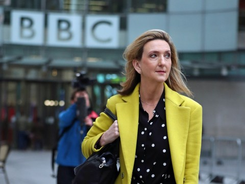 BBC's Victoria Derbyshire apologises for saying she'd break rule of six at Christmas