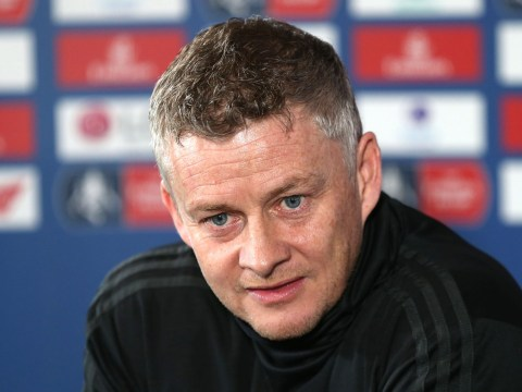 Ole Gunnar Solskjaer claims Manchester United must wait to catch Liverpool and Man City