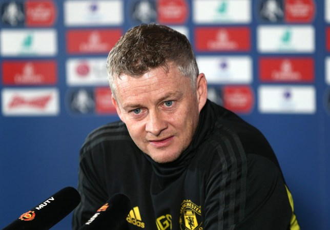 Ole Gunnar Solskjaer was asked why Manchester United can't replicate Liverpool's success with transfers