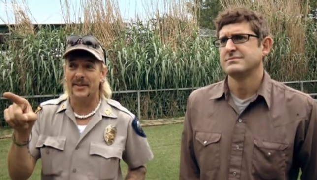 Louis Theroux interviewee jailed for plotting to kill animal rights activists Picture: BBC