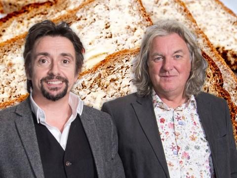 Richard Hammond recalls James May 'erupting into volcanic anger' over way he butters bread
