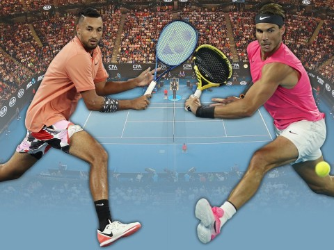 Australian Open preview and prediction: Rafael Nadal vs Nick Kyrgios