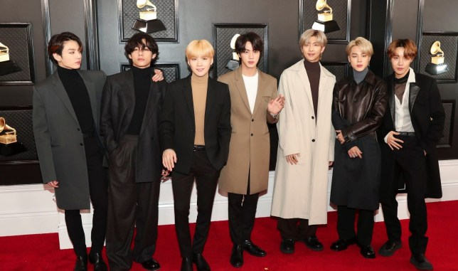 BTS Army freak out as K-pop stars reveal they've secretly met Beyonce and Jay Z