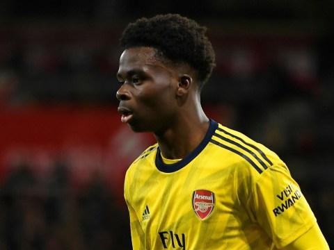 Jadon Sancho and Rio Ferdinand praise Bukayo Saka after Arsenal beat Bournemouth
