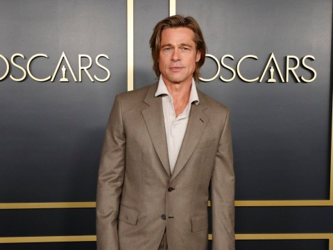 What films did Brad Pitt miss out on an Oscar in?