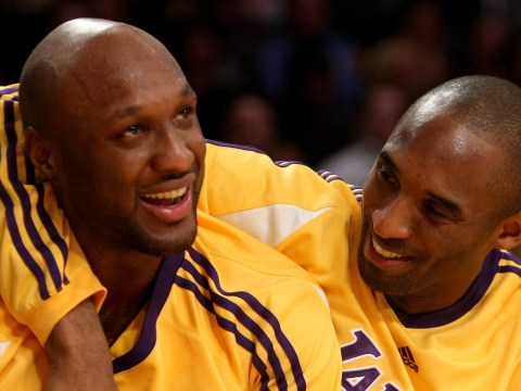 Lamar Odom chooses the gym over 'sniffing a line' to honour Kobe Bryant and 'make him proud'