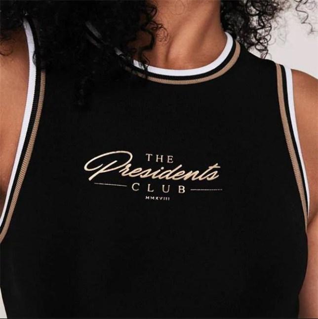 Anger at House of Fraser over President's Club clothing line