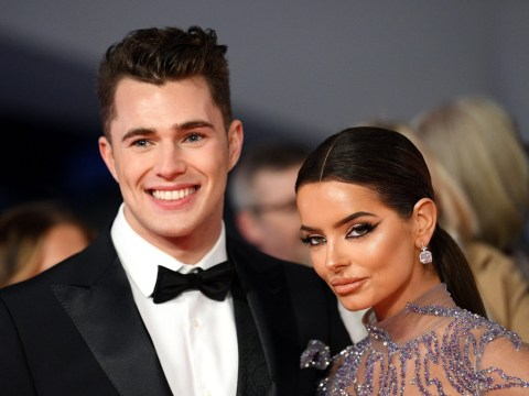 Love Island's Curtis Pritchard 'not looking for relationship' as he's linked to dancer after Maura Higgins split