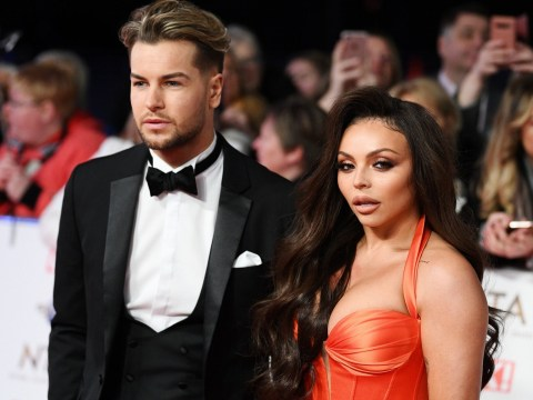 Jesy Nelson and Chris Hughes split after 16 months together