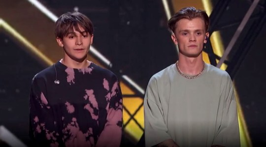 Bars and Melody AGT