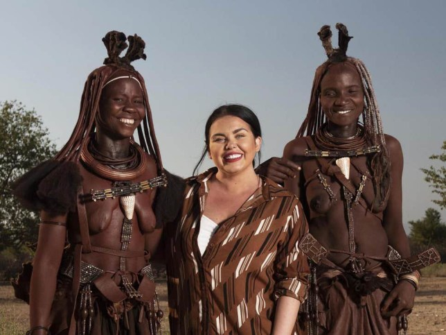 Scarlett Moffatt rules out second Tribe Next Door Picture: Channel 4