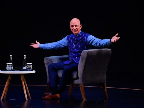 Amazon CEO Jeff Bezos added £10,000,000,000 to his fortune in just 15 minutes