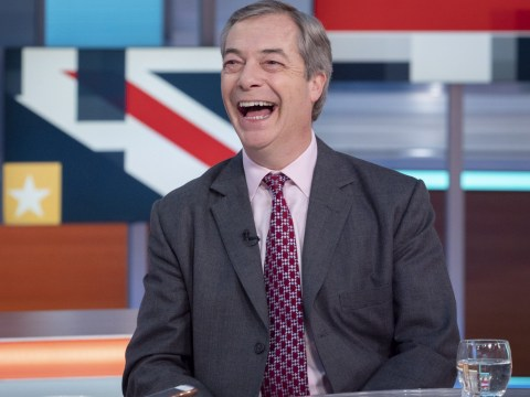 Nigel Farage says there's 'no way' Britain would rejoin the EU